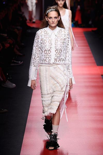 Неделя моды в Милане: день первый   галерея [2] фото [16]