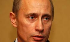 Путин попробовал себя в роли пилота гонок «Формулы-1»
