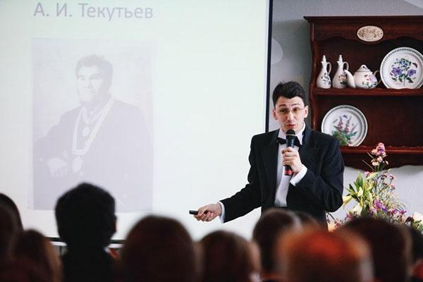 Николай Дробунин Назад в прошлое