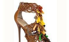 Jimmy Choo назвали туфли в честь пожилой иконы стиля