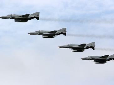Самолеты НАТО патрулируют воздушное пространство Ливии