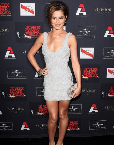 Шерил Коул (Cheryl Cole), 2010 год