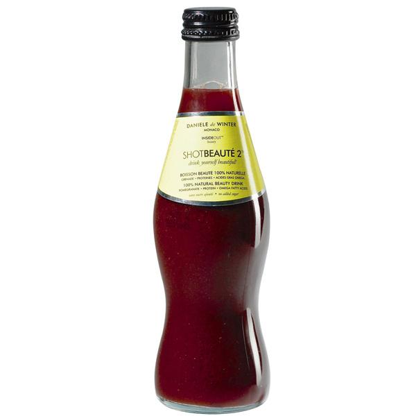 Вечерний антиоксидантный напиток Shotbeautee 2, Daniele de Winter.