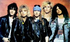 Guns N' Roses выступит на фестивале в Рио