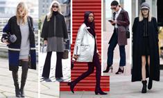 Что носить зимой: 10 идей от фэшн-блогеров