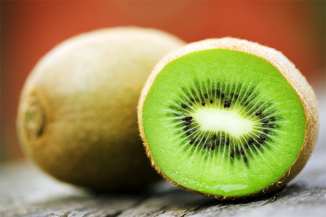 киви снижает холестерин крови