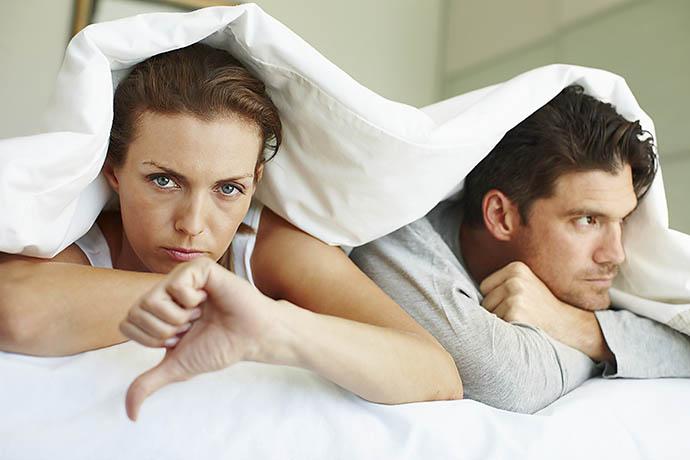 9 вещей, которые губят сексуальное желание