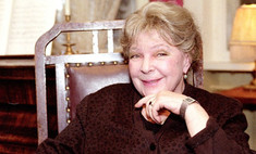 Актриса Ольга Аросева отмечает 85-летний юбилей