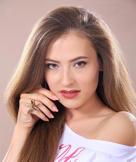 Дарья Гоголева, участница конкурса «Мисс Мегаполис», фото