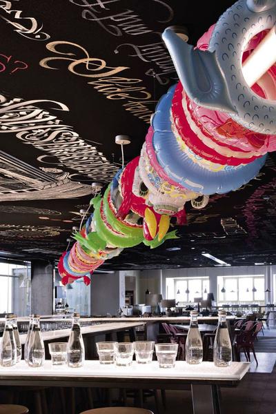 Международная Школа Дизайна – о бутик-отелях Стамбула | галерея [2] фото [2]