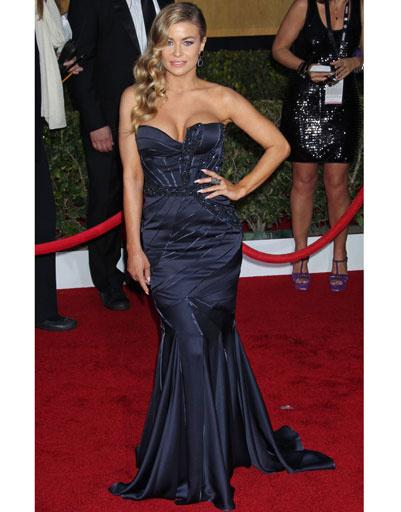 Кармен Электра (Carmen Electra) на премии SAG Awards 2013