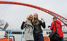 На теплоходе по Оби: 5 неожиданных взглядов на Новосибирск