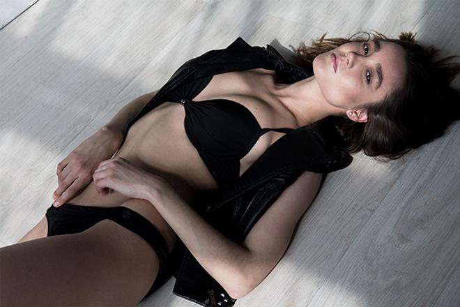 Анастасия Койнова, модель