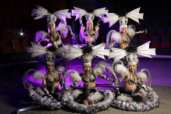 Цирк Гии Эрадзе, Баронеты: истории любви