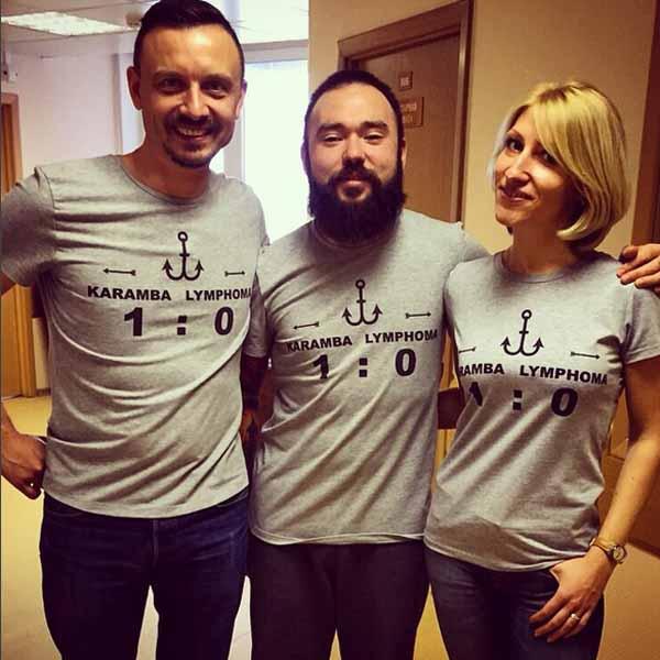 Ринат Каримов, татуировщик из Москвы, который победил рак, фото