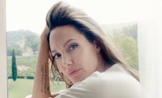 Джоли отказалась сводить татуировки, посвященные Питту