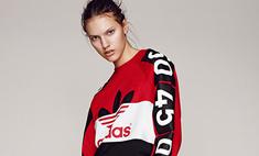Topshop и Adidas выпустили совместную коллекцию