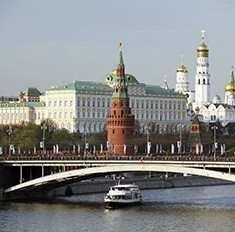 Самые популярные речные маршруты в Москве