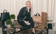 Камерон Диас выпустила свою первую коллекцию обуви