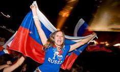 Ищем королеву футбола в Красноярске!