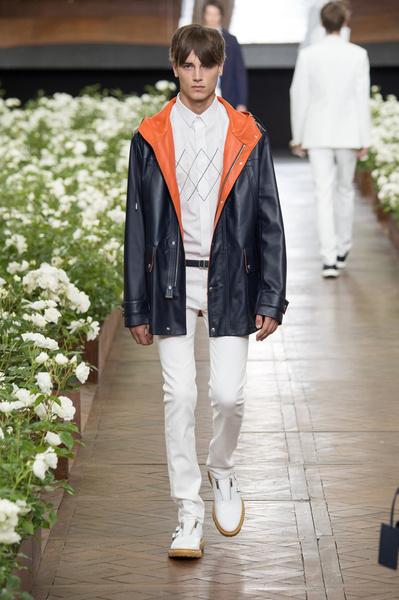 Неделя мужской моды в Париже: лучшие показы | галерея [6] фото [5]