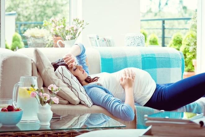 Кружится ли голова на ранних сроках беременности