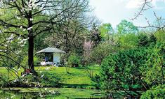 Семь цветущих садов Москвы