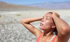 Оказание помощи при тепловом и солнечном ударе