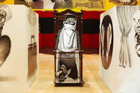 В Москве пройдет аукцион в поддержку уличного искусства   галерея [1] фото [12]