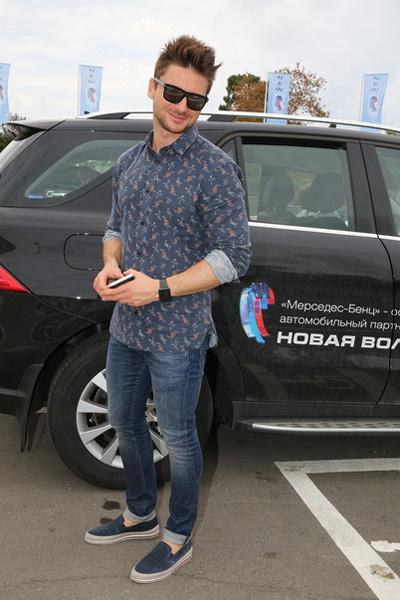 Сергей Лазарев в Сочи
