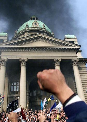 Отпор: битва за спасение Сербии
