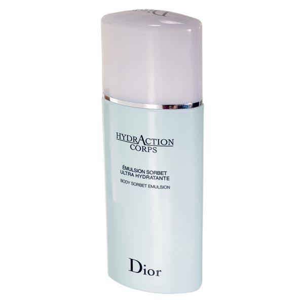 Увлажняющая эмульсия для тела Emulsion Sorbet, HydrAction Corps, Dior.