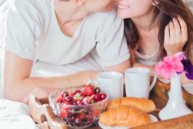 Диетолог выделил четыре наиболее типичные ситуации набора веса в паре