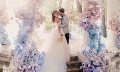 Экс-солистка группы Serebro вышла замуж за барнаульского певца