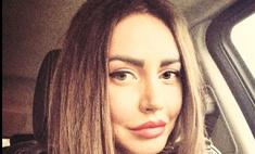 Маша Малиновская снова брюнетка