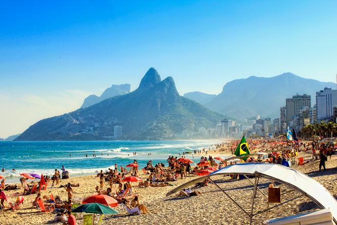 Едем греться! 10 лучших стран, где всегда лето