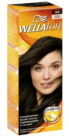 Крем-краска Wellaton, оттенок «Темный шоколад» с восстанавливающей сывороткой Color Therapy. Придает волосам яркий цвет и здоровый вид. Технология окрашивания волос, основанная на кислородной основе, обеспечивает свежий и живой цвет.