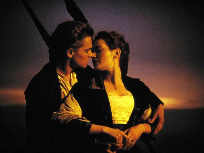 Поцелуй из «Титаника»