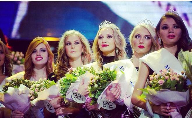 Омск, Евгения Руденко, Мисс стиль, Краса России