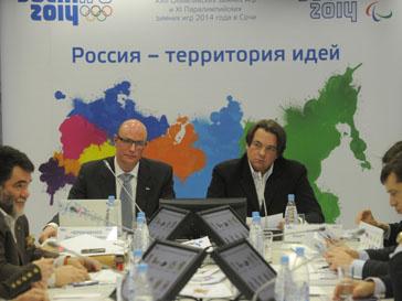 Заседание жюри всероссийского конкурса талисманов