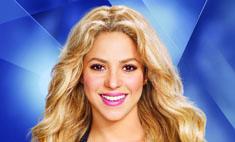 Шакира рекламирует зубную пасту