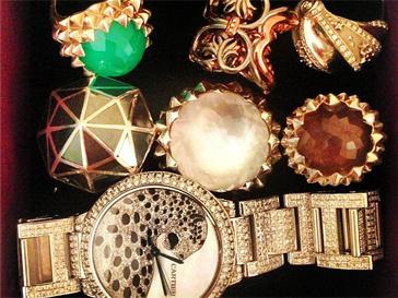 Коллекция украшений Виктории Дайнеко