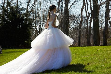 Лучшие коллекции Недели свадебной моды   галерея [4] фото [10]