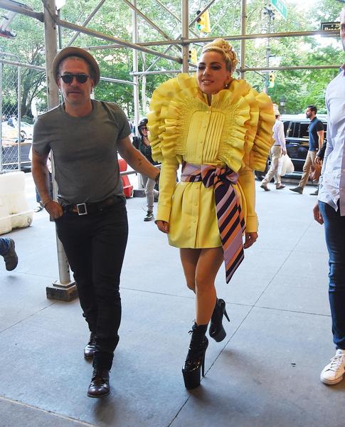 Свадьба Леди Гага и Кристиан Карино