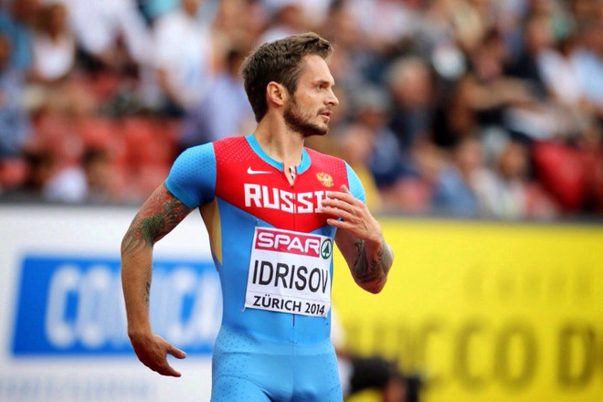 Красивые и успешные спортсмены Иркутска: Михаил Идрисов