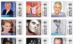 Натали Портман и Пол Маккартни появятся на почтовых марках
