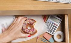 Ты не ты, когда голоден: 20 полезных перекусов в офисе