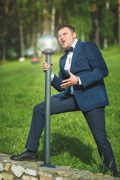 Александр Махлин, ведущие Новокузнецка