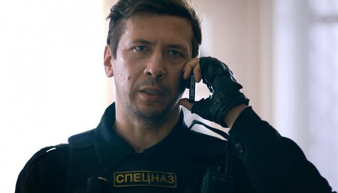 Андрей Мерзликин сыграл спецназовца