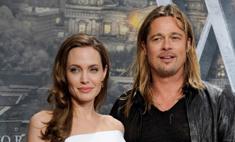 Джоли и Питт переезжают жить в Африку
